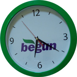 begunclock Good luck to everyone in 2007