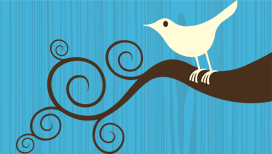 twitter bird Twitter To Launch Cyrillic Interface