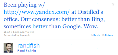 rand twitter Exploring The New Yandex Index