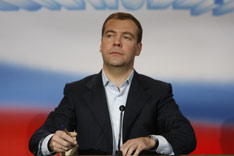 Presidential Support for New Russian IDN